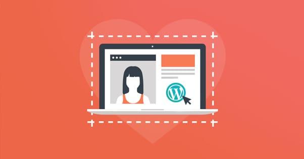 Integrated WordPress Blog
