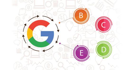 Google Spidering Web Content