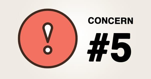 Concern 5