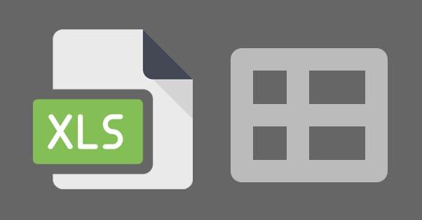 Excel Document Content Ideas