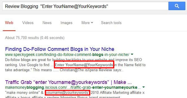 Commentluv for SEO