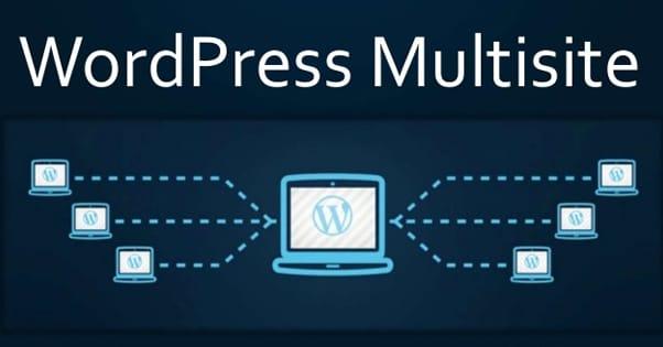 wordpress multisite on shared server