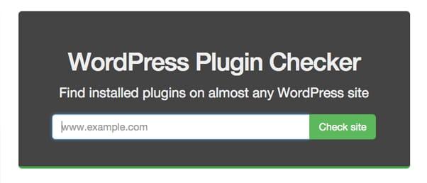 WP Plugin Checker
