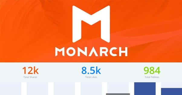 Monarch Social Plugin