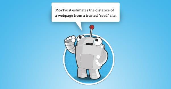 Moz Website Trust