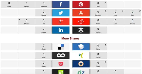 No Shares