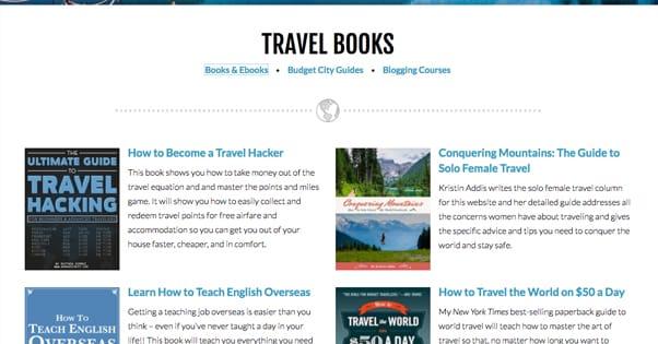 eBooks on Blog