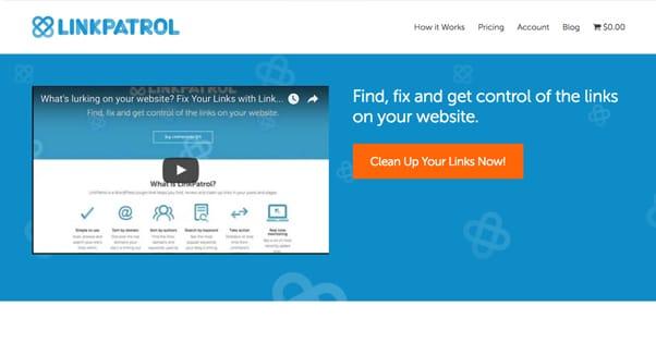 Link Patrol Website