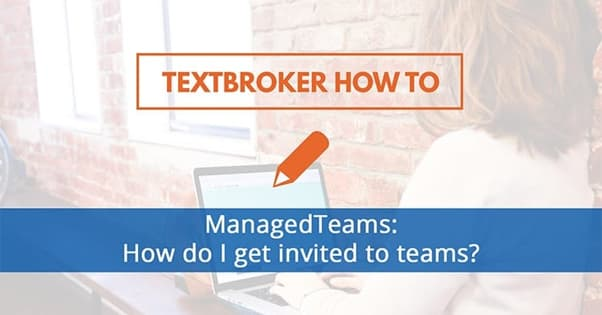 Textbroker Managed Team
