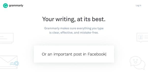Grammar Service Example