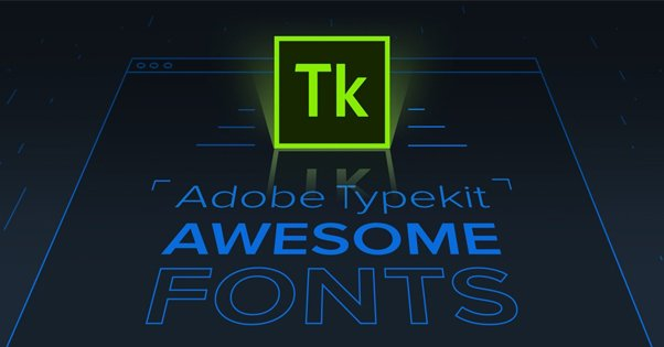 Typekit Illustration