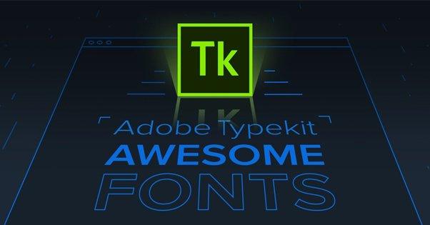 Typekit Illustration