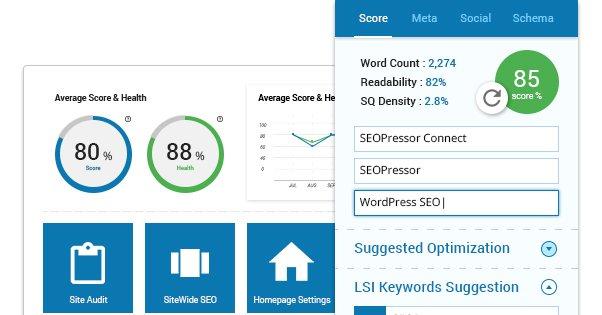 Content Analysis SEOPressor