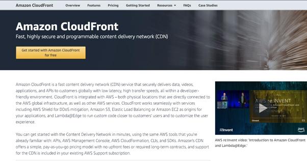 Cloudfront CDN