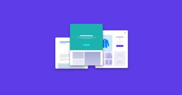 Blog Design Illustration