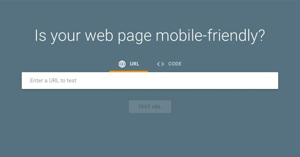 Is Your Page Mobile Friendly
