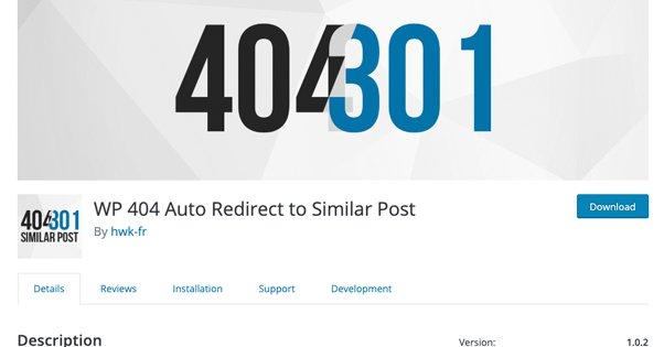Auto Redirecting to Similar Posts