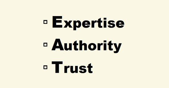 Expertise Authority Trust