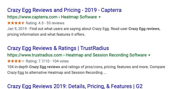 Researching Your Reviews